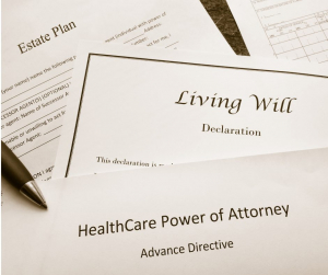 Photo of Estate Planning Documents
