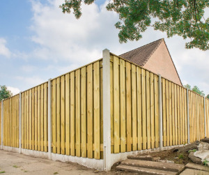 Photo of Real Estate - Adverse Possession Fence